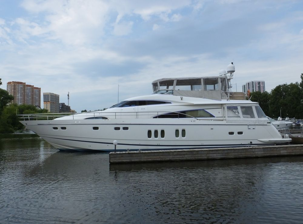 Fairline Sqadron 74
